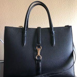 H&M Large Black Tote Bag